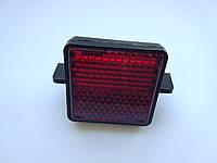 Катафот заднего фонаря ВАЗ 21011 квадрат