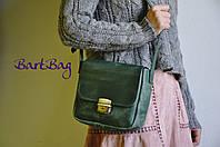 "Кожаная сумка ""Луиза"""