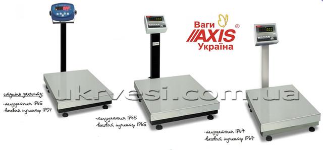 Весы товарные Axis