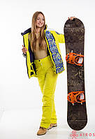 Женский зимний костюм TM Airos. Подходит для катания на лыжах.