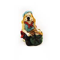 Статуэтка собачки-пираты SAQ 0203