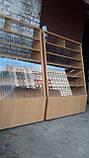 Прилавок кондитерский бу, ячейки для кондитерских изделий б у., фото 4