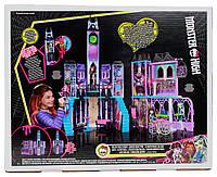 Monster High Deluxe High School Игровой набор DMF91