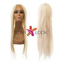 Парик блонд без челки 70 см, фото 1