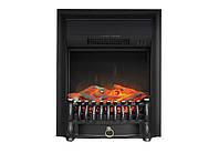 Электрокамин Royal Flame Fobos FX Black - встраиваемый