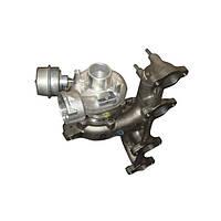 Турбина 54399880018, Audi A3 1.9 TDI (8L) , 038253016N, 038253010H