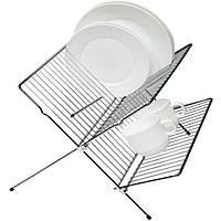 Сушилка для посуды настольная 43x35x27.5 см N40420050