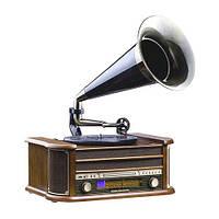 Музыкальный центр ретро-граммофон Camry CR-1160