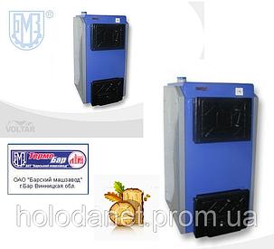 Котел твердотопливный Термобар КСТ-18-1 длительного горения без плиты, фото 2