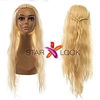 """Парик из искусственных волос Daenerys Targaryen """"Игра Престолов"""""""