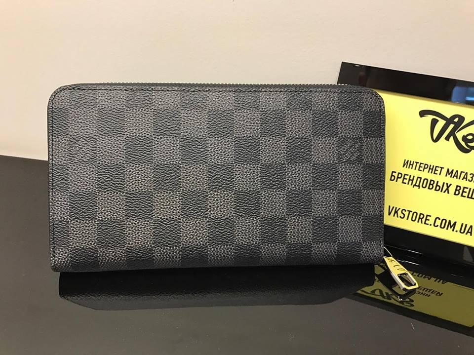 722f991af223 Кошелек Louis Vuitton Zippy 21см (original quality), цена 3 700 грн ...
