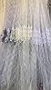 Тюль фатин высота 2.8м 705-black, фото 2