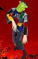 Франкенштейн. 134-152 см. Детские карнавальные костюмы на Хэллоуин