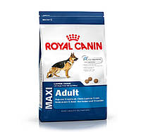 Роял Канин Макси Эдалт Royal Canin Maxi Adult сухой корм для взрослых собак крупных пород 15 кг