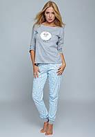 Женская пижама с барашками Blue Sheep pizama Sensis