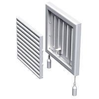 Вентиляционная решетка Vents МВ Рс 186х142 мм N30109198