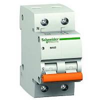 Автоматический выключатель Schneider Electric ВА63 16A 11213 N30304072