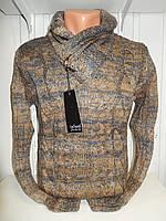 Свитер зимний Lee'Ecosse пол-замка, модель № 30201 001/ купить оптом свитер зимний