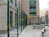 Прочная заборная сетка для спортивных площадок, фото 4