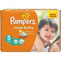 Подгузники Pampers Sleep & Play Junior 11-18 кг 42 шт N51306095