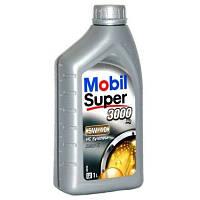 Масло моторное Mobil Super 3000 5W-40 1л N40711713