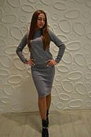 Женский спортивный костюм юбка оптом