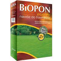 Удобрение Biopon осеннее для газона 3 кг N10506754