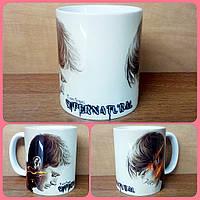 Кружка чашка Supernatural Сверхъестественное