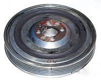 Шкив коленвала 6 руч демпфер длинный болт 1.9D ft,1.9JTD ft,1.9MJET Fiat Doblo 2000-2009