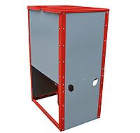 Бункер для хранения пеллет 1 м. куб., фото 1