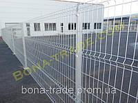 Оцинкованные заборные сетки для автостоянок