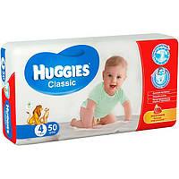 Подгузники Huggies Classic 4 7-18 кг 50 шт N51306314