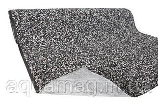 Пленка имитирующая камень, ширина 0,4м (серый гранит)
