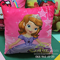 Подушка детская Герои Дисней