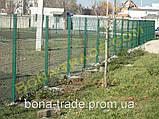 Заборная сетка для дачи, фото 8