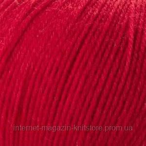 Пряжа Vita Cashеmere Красный