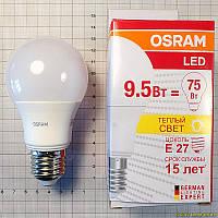Лампа светодиодная Osram 9.5W\827