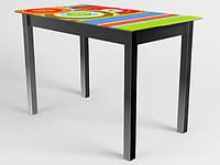 Стол деревянный MyTable-Maya черный (Comfy Home TM)
