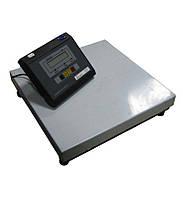 Весы товарные напольныеПромприбор  ВН-60-1D-А (ЖКИ)  (400*400) 60 кг.