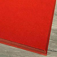 Картон цветной двухсторонний 50х35 см, плотность 200г/м2 (упаковка 100 листов) № 001