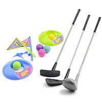 Детский набор для игры в гольф IE73
