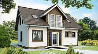 """Строительство дома под ключ  """"Оптимальный"""", спецпредложение"""