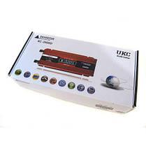 Преобразователь UKC авто инвертор 12V-220V 2000W LCD KC-2000D, фото 3