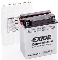 Аккумулятор для мотоцикла Exide 12N12A-4A-1
