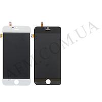Дисплей (LCD) Blackview A6 Ultra с сенсором белый