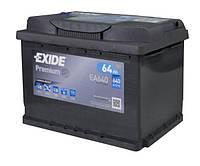 Аккумулятор Exide Premium 6СТ-64 Евро (EA640)