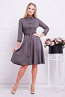 Платье миди с пышной юбкой, фото 1