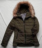 Детская куртка зима на флисе оптом 10-15 лет