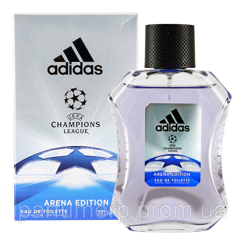 Adidas Champions League Arena Edition (100мл), Мужская Туалетная вода  - Оригинал!