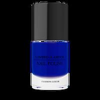 Лак Glamour Nails 10 ml синий